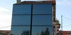 Installation solaire thermique à Houilles